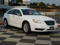 How tempting is this terrific 2014 Chrysler 200?