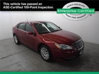 CHRYSLER 200 This car is affordable luxury! Come test
