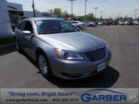 2014 Chrysler 200 ...LX Trim Package...2.4L 4 cyls...