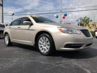 Check out this 2014 Chrysler 200 LX. Its Automatic