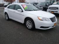 This 2014 Chrysler 200 LX is proudly offered by Dishman