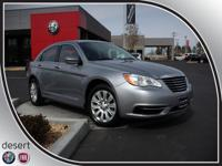 Clean CARFAX, no accidents or damages reported, prior