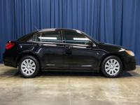 Clean Carfax Two Owner Sedan with Aux Audio Port!