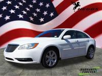 Options:  2014 Chrysler 200 Touring|Touring 4Dr