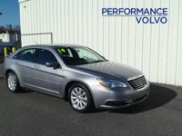 2014 CHRYSLER 200!! FWD, 4 DOOR SEDAN, 2.4L, automatic,