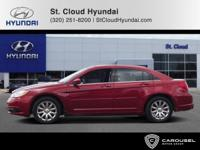 Clean CARFAX. 2014 Chrysler 200 Touring FWD 6-Speed