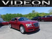 Chrysler Certified, CARFAX 1-Owner, Superb Condition,