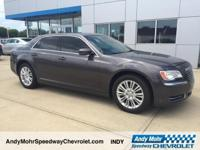 Just Reduced! Grey 2014 Chrysler 300 GPS /