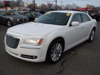 The Chrysler 300 is a mid sized sedan. Some specs are