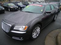 Check out this gently-used 2014 Chrysler 300 we