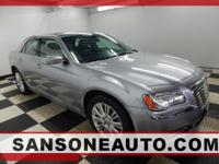 *CHRYSLER CERTIFIED*, *LEATHER SEATS*, *FRESH DETAIL*,