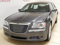Options:  2014 Chrysler 300 Base Leather Awd|Features