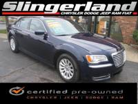 Options:  2014 Chrysler 300 Base|Priced Below Kbb Fair