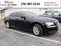 Options:  2014 Chrysler 300|Black/|V6 3.6 L