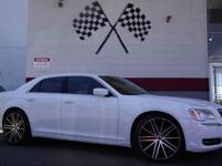 Options:  2014 Chrysler 300 Base 4Dr Sedan|Bright White