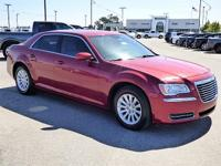Options:  2014 Chrysler 300 Base|Treat Yourself To A