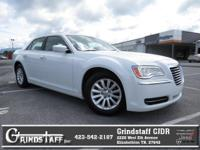Priced below Market! This Chrysler 300 is CERTIFIED!