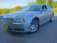 Beautiful Chrysler 300C right here. Has Navigation,Blue