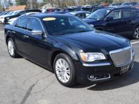 Introducing the 2014 Chrysler 300C! It prioritizes