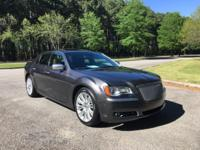 CARFAX One-Owner. Pewter Gray Pearlcoat 2014 Chrysler