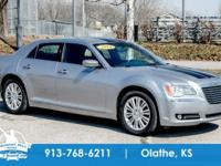 2014 Chrysler 300 AWD 8-Speed Automatic 3.6L 6-Cylinder