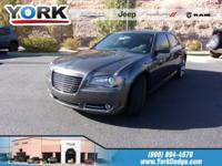 CARFAX One-Owner. Clean CARFAX. Granite 2014 Chrysler