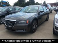Black 2014 Chrysler 300 S RWD 8-Speed Automatic 3.6L