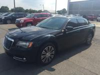 300 S, 4D Sedan, 6 cyl 3.6L DOHC, 8-Speed Automatic,