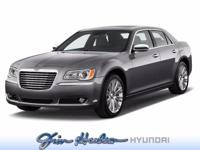You'll love the feel of AWD in this 2014 Chrysler 300.
