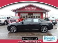 Options:  2014 Chrysler 300 Empower Yourself With