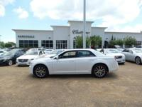 Options:  2014 Chrysler 300 300S|Bright White