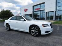 Bright White Clearcoat 2014 4D Sedan Chrysler 300 S RWD