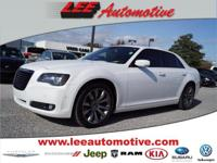 Look no further this 2014 Chrysler 300 S 4dr Rear-wheel