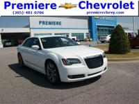 Options:  2014 Chrysler 300 300S|White/|V6 3.6 L