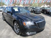 Options:  2014 Chrysler 300 4D Sedan S V6 Black Rwd V6