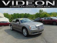 Chrysler Certified, CARFAX 1-Owner, Excellent