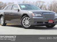 Chrysler Certified, CARFAX 1-Owner. $1,800 below NADA