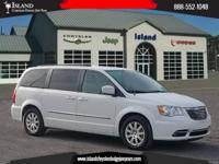 New Price! Alpine White 2014 Chrysler Town & Country