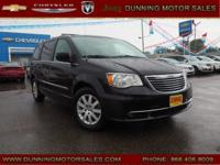 Mocha 2014 Chrysler Town & Country Touring FWD 6-Speed