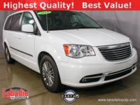 New Price! 2014 Chrysler Town & Country Touring-L