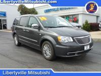 Options:  2014 Chrysler Town & Country 30Th Anniversary