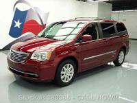 2014 Chrysler Town & Country 3.6L V6 Engine,Leather