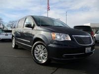 Low Miles 2014 Chrysler Town & Country Limited!