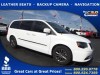 Used 2014 Chrysler Town & Country,  DESIRABLE FEATURES: