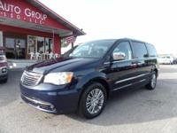 Options:  2014 Chrysler Town & Country Rear Dvd!