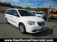 Carfax One Owner 2014 Chrysler Town & Country Touring-L