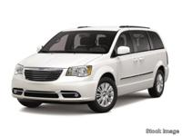 Recent Arrival! 2014 Chrysler Town & Country Touring-L