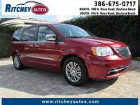 WELL MAINTAINED 2014 CHRYSLER TOWN & COUNTRY TOURING