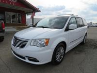 Options:  2014 Chrysler Town & Country Our 2014