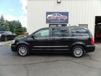 Our 2014 Chrysler Town and Country Touring L is